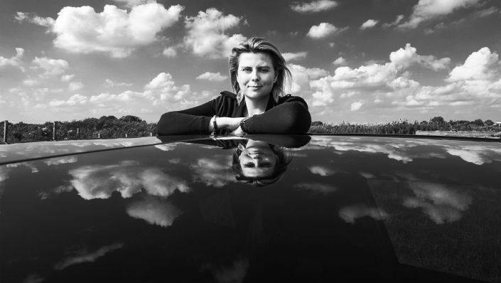 succesvolle ondernemers portretfotografie foto's om op te vallen